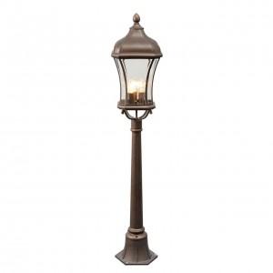Уличный наземный высокий светильник Шато 800040203